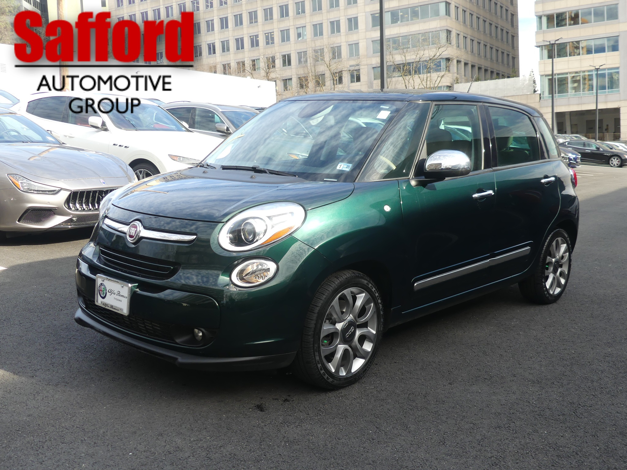 Pre-Owned 2014 FIAT 500L Lounge